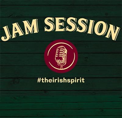 Jam Session: Müzik Dolu Bir Mart'a Sláinte!