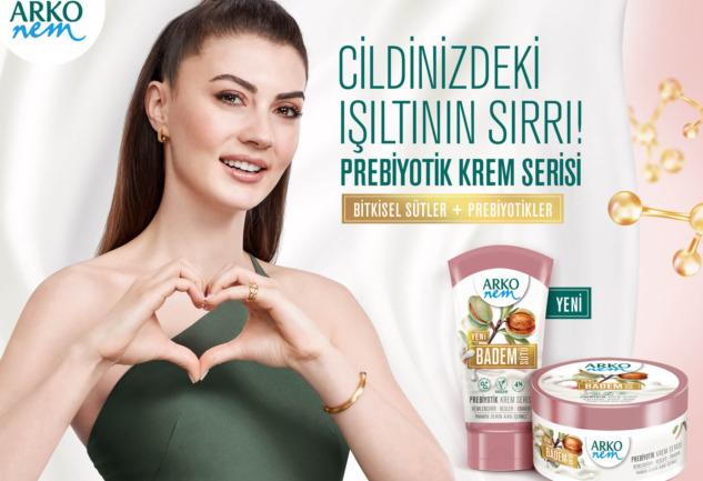 Yeni Arko Nem Prebiyotik Krem: Bitkisel Sütlerin Gücü Adına!
