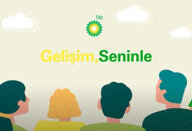 Gelişim, Seninle: bp Türkiye, Gençleri Geleceğe Hazırlıyor