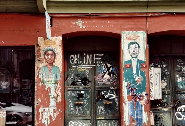 Boğazkesen Caddesi: Rengarenk, Capcanlı, İç Açıcı!