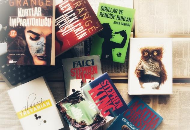Polisiye, Gerilim ve Macera Kitapları: Heyecan Dorukta!