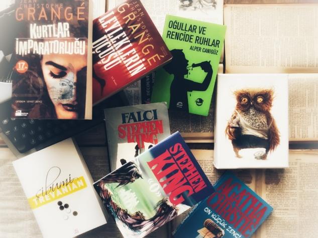 kitap önerileri – polisiye romanlar