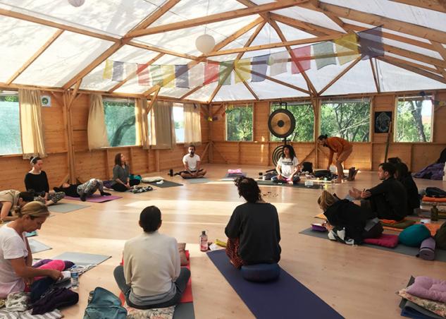 Rida Kirasi meditasyon