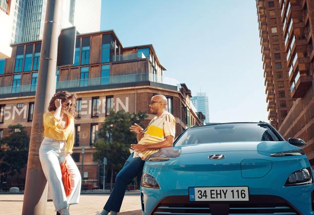 Yeni Hyundai KONA Elektrik: Yakından Tanıyın!