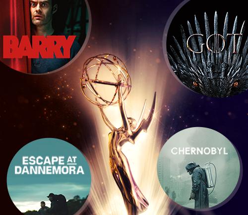 Emmy Adayları Digiturk'te: Chernobyl, Succession ve Dahası!