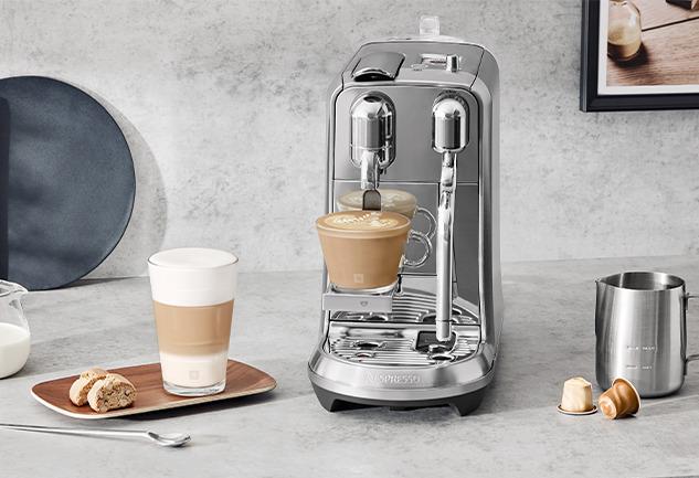 Kahve Sanatında Ustalaşın: Nespresso'dan Creatista Pro ve Creatista Plus