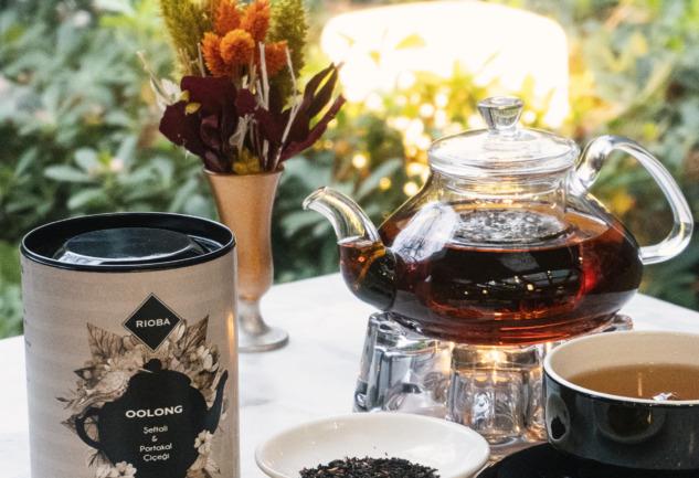 Rioba Çayları: Doğanın Hafifliği Kasım'da, Divan Restoranları'nda