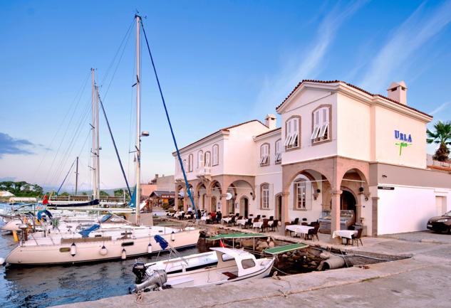Urla Pier: 180 Yıllık Tarihi Doku İle Moderni Buluşturan Otel