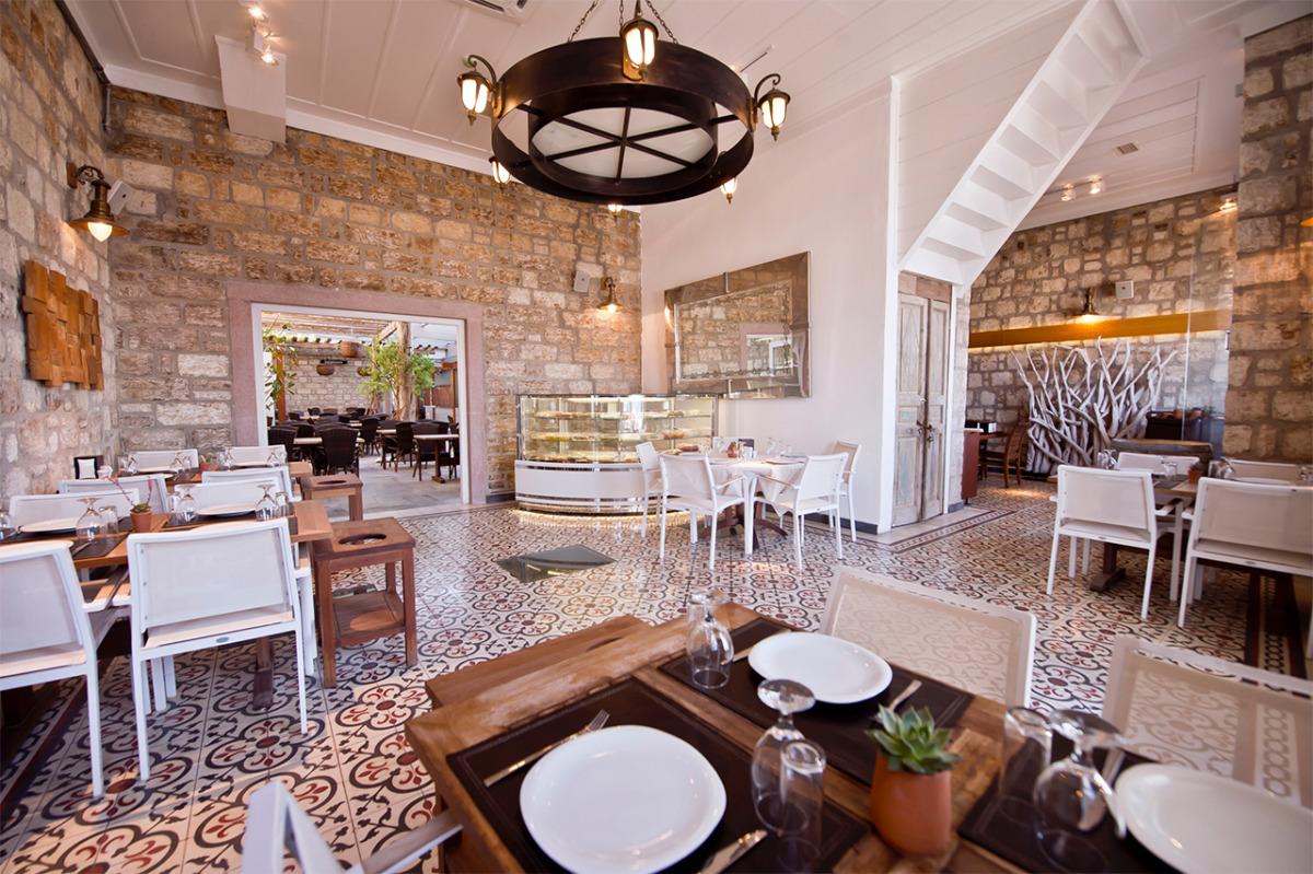 Urla Pier Restaurant