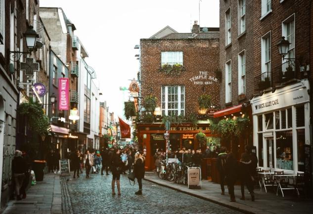 The Irish Spirit: Dublin'in Sosyal, Cool ve Eğlenceli Ruhu!