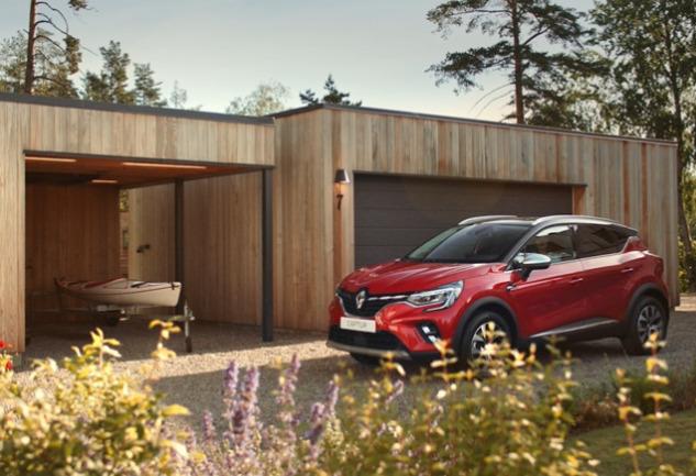 Yeni Renault CAPTUR'la Yola Çık: #HerTürlü Keşfi Yaşa!