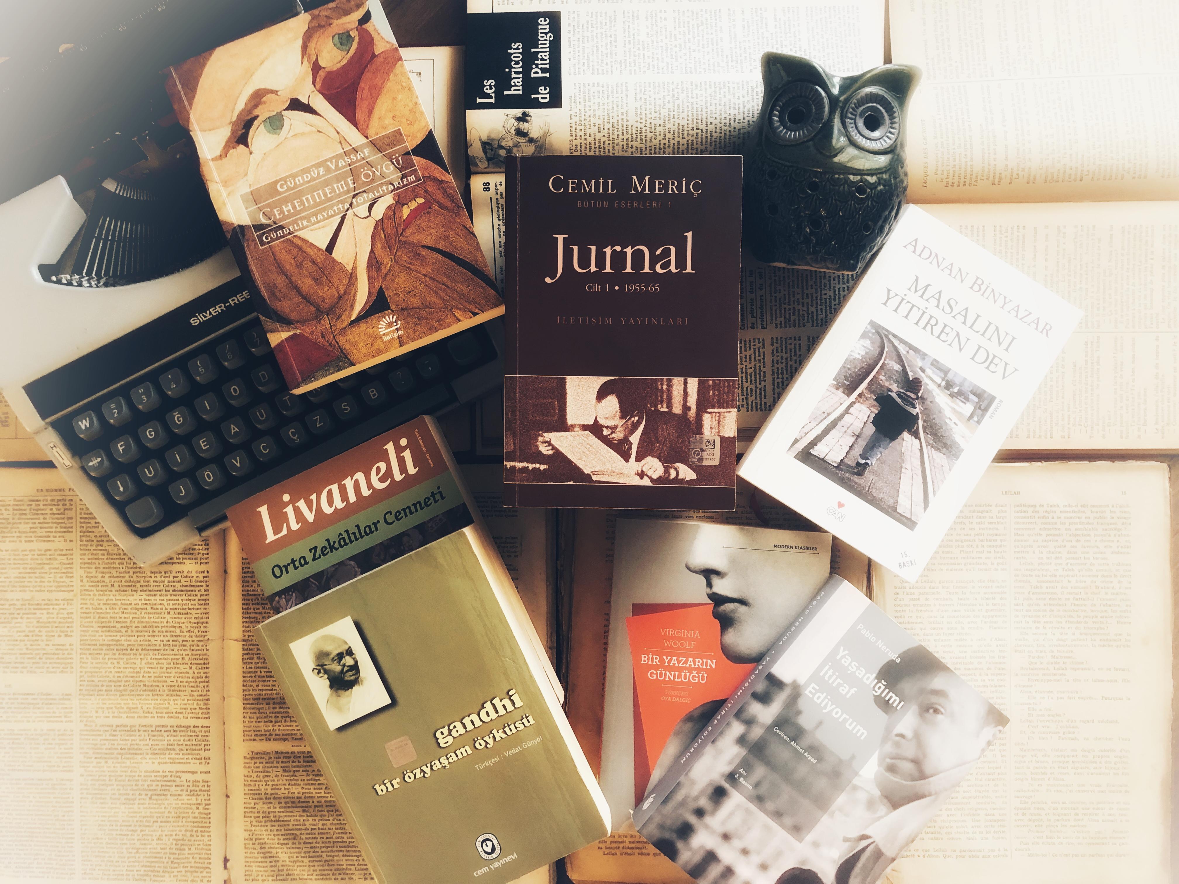 kitap önerileri - anı kitapları deneme biyografi