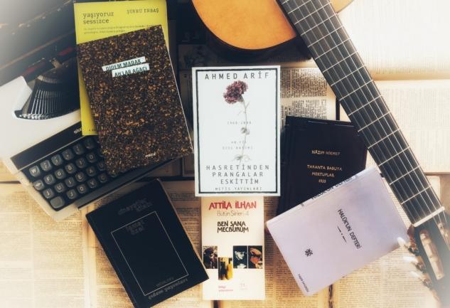 Şiir Kitapları: Türk ve Dünya Edebiyatından Seçmeler