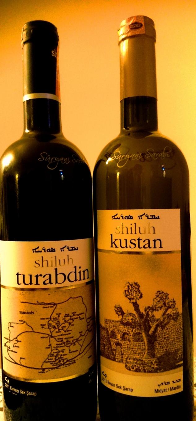 Süryani Şarapları