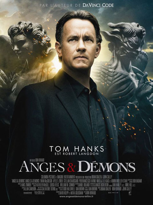 10. Angels & Demons