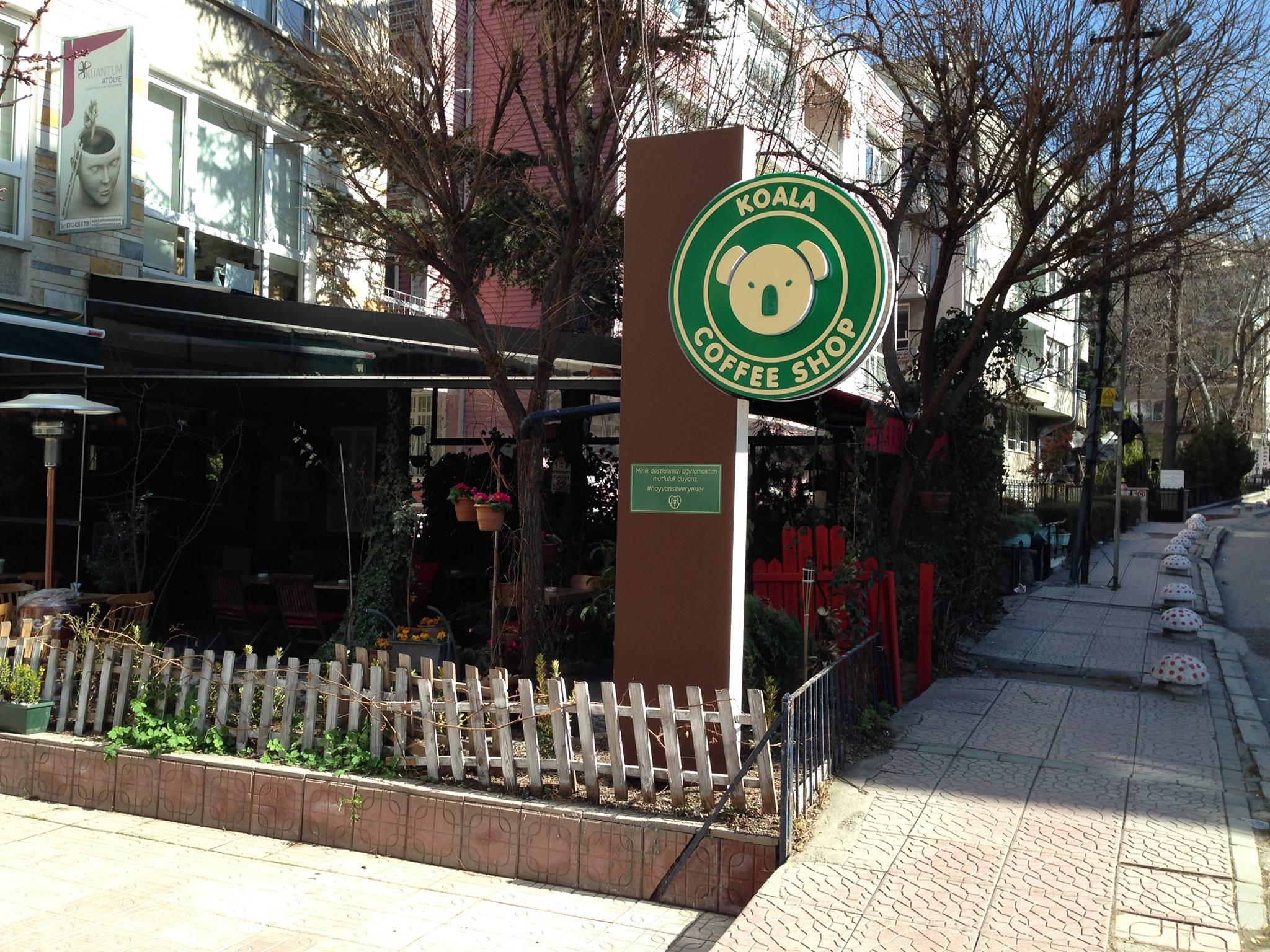 Ankara'dan Üçüncü Dalga Örneği: Koala Coffee Shop