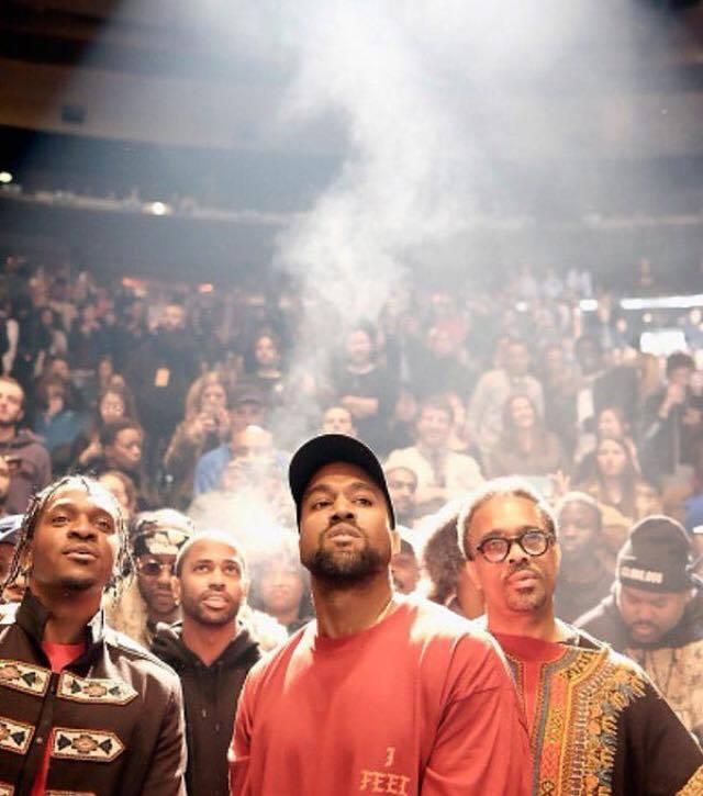 Kanye West / Yeezy Season 3 / The Life of Pablo