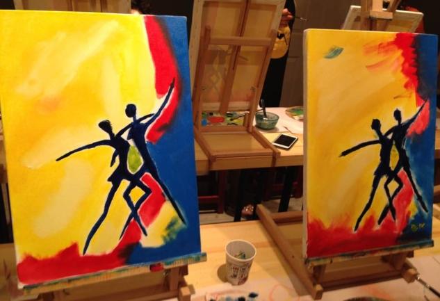Sanatla Keyif Seansı: Masterpiece