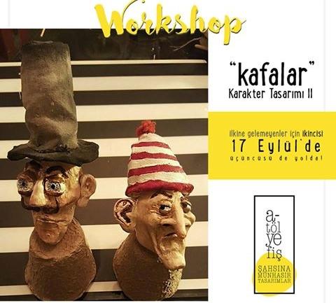 Ankara'da Bir Atölye Günü: Studio Mushroom