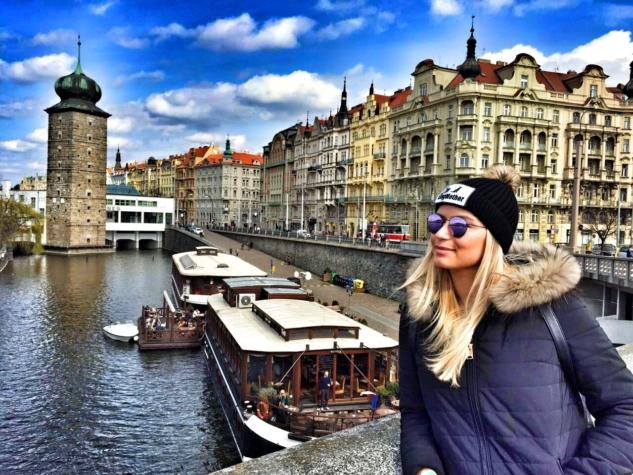 Masal Şehir: Kalbim Prag'da Kaldı