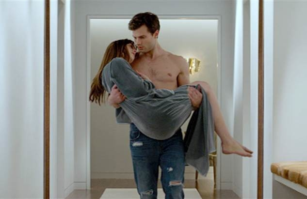 Fifty Shades of Grey: Erotizm mi, Tutku mu?
