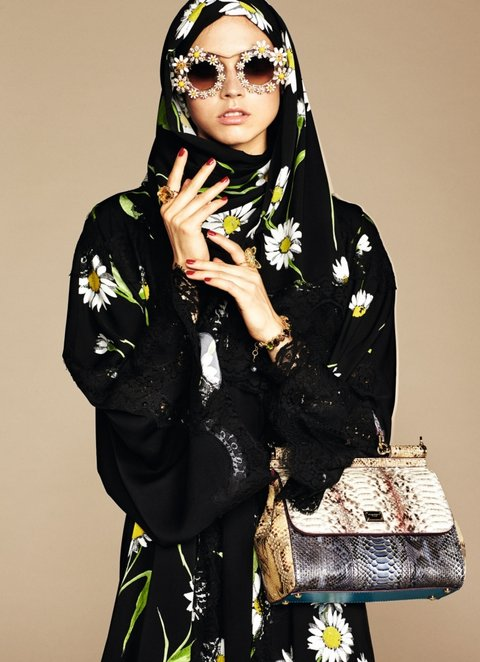 Dolce & Gabanna'nın Hijab Koleksiyonu