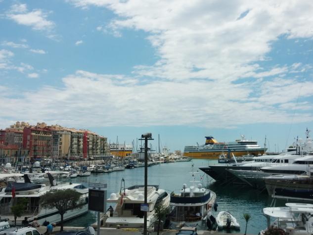 Nice limanı