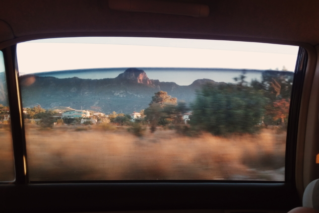 Arabadan Saint Hilerion Tepesi