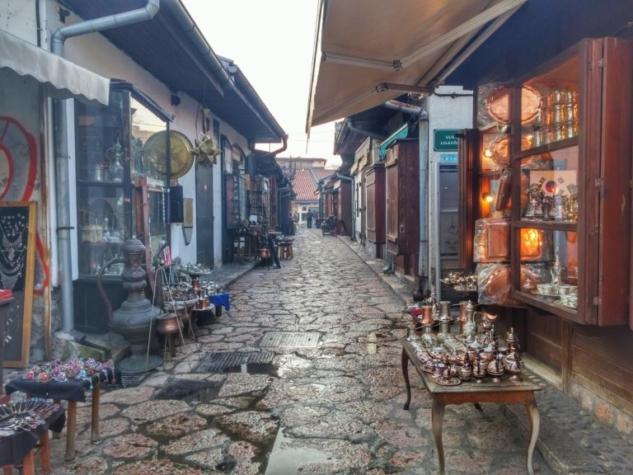 Savaşın Ardından: Saraybosna