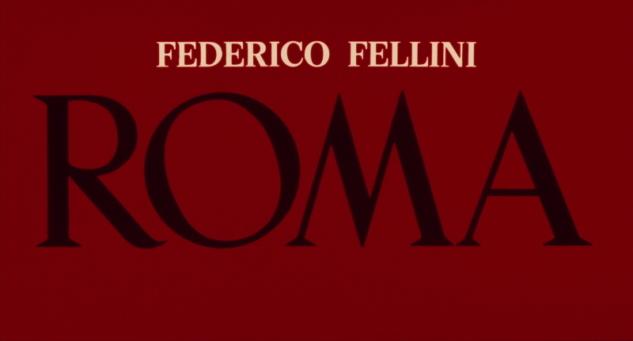 4. Fellini Roma