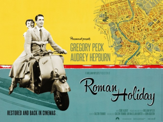 5. Roman holiday
