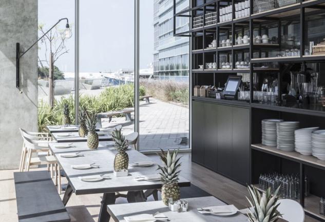 Abu Dhabi'de Konsept Mekan: No.57 Boutique Cafe