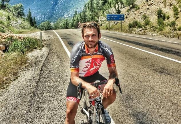 Bisikletli Adam: Gökhan Kutluer