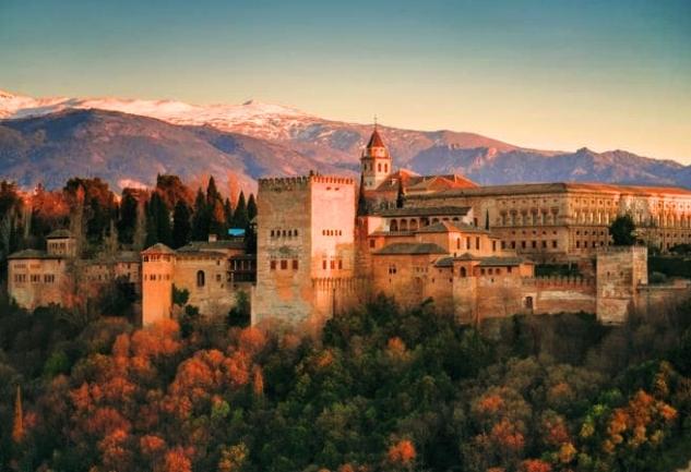 Endülüs Seyahatnamesi 6: Granada - Endülüs'ün Aynası Bir Ağıt