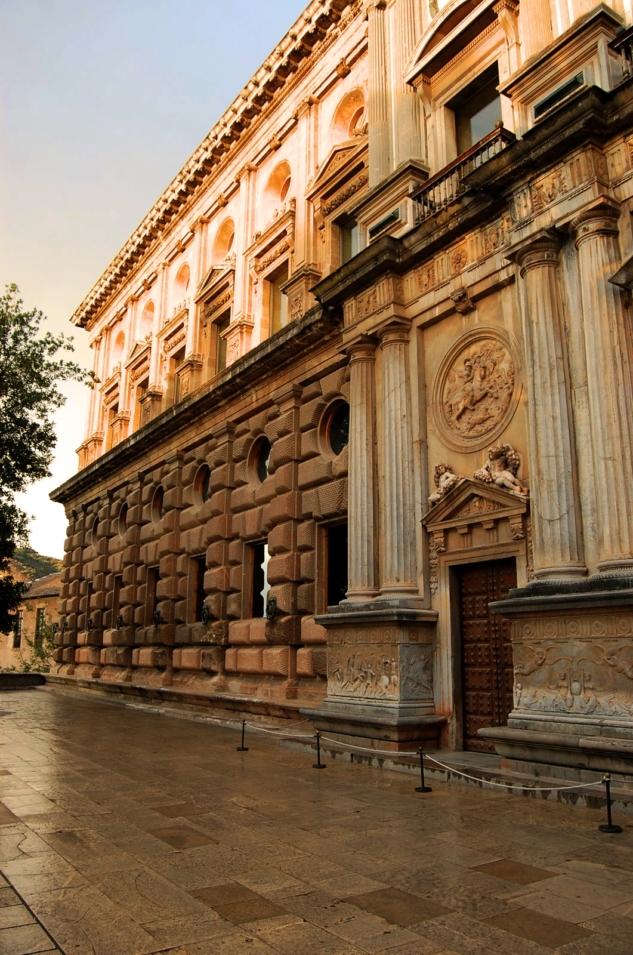 Carlos V Palacio_Foto 1