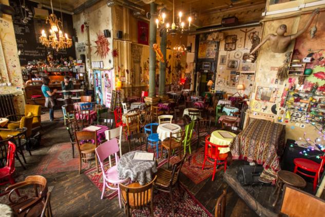 Csendes Vintage Bar