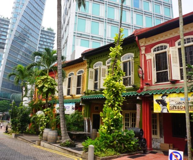 5  Maddede Mini Singapur Rehberi