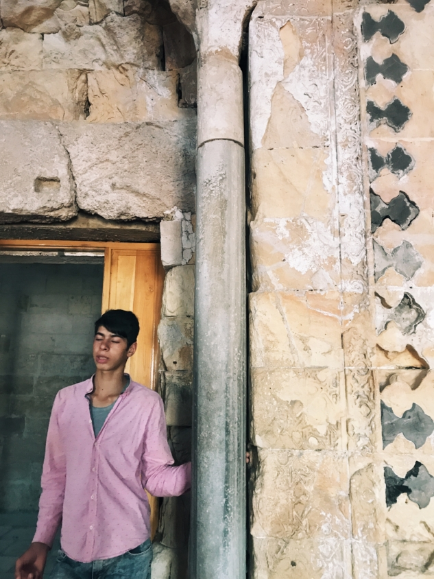 Sarı-Kahverenginin Hâkimiyetinde, Huzur Veren Yer: Mardin