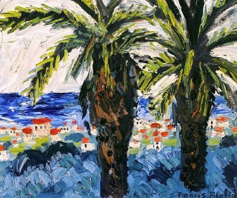 Fransız Rivierası'nda Sanat ve Edebiyat Turu