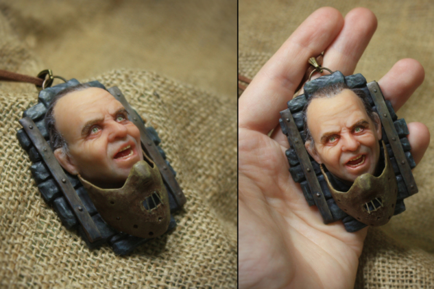 Hannibal Lecter 2 ( The Silence of the Lambs )