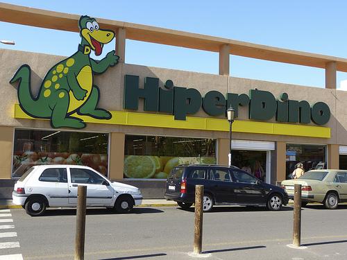 Hiperdino Supermarket