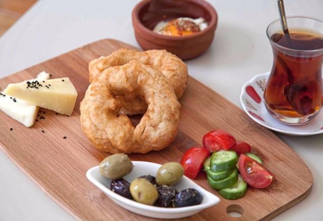 Hamm.Moda Bites & Coffee: Hem Kahvaltı Hem Kahve