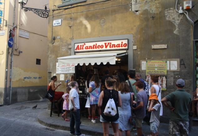 İtalya: Mekan Keşifleri