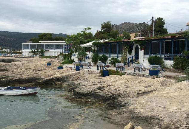 Aegina'da Bir Gün