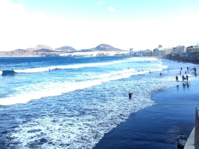 Surfers – Las Palmas