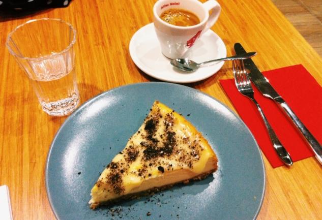 Doğanın Gücü Moda Caddesi'nde: Eywa Coffee & Cake