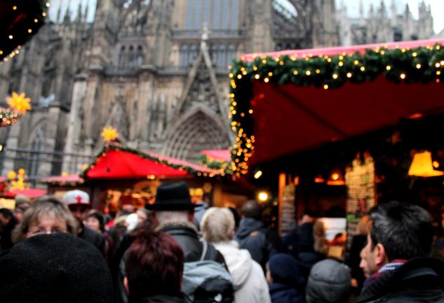 Haydi Weihnactsmarkt'a!: Vestfalya Eyaletinde Yılbaşı Pazarları