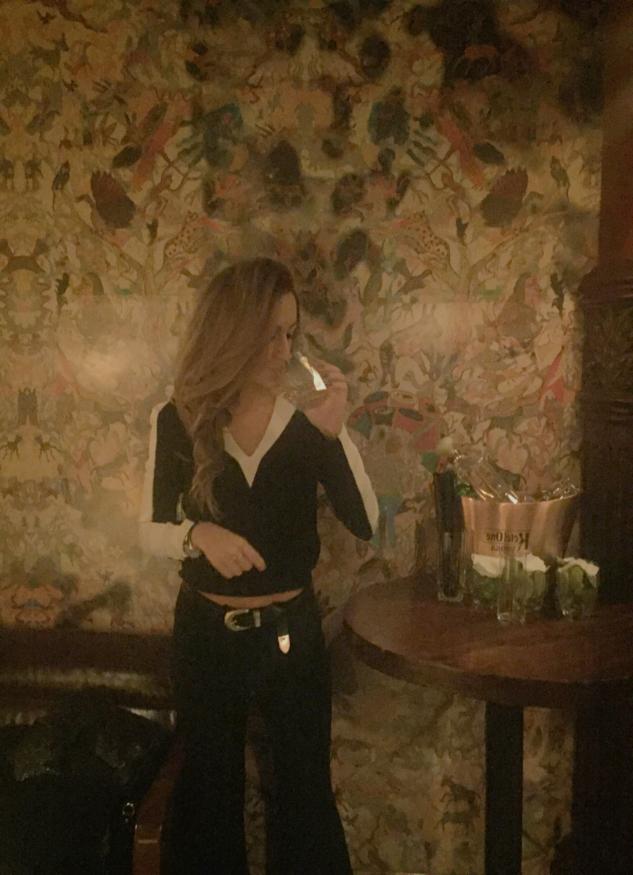 Viski ile aşk yaşamak:)
