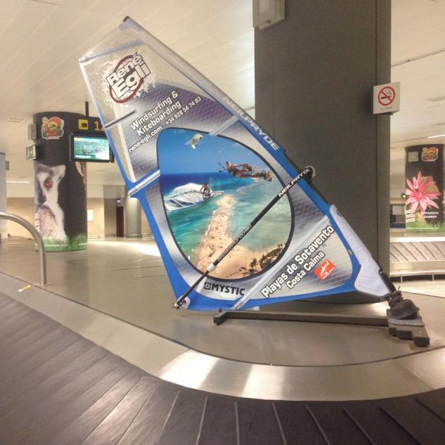 Aeropuerto Rosairo Airport