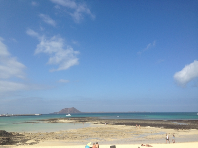 Low Tide_Corralejo